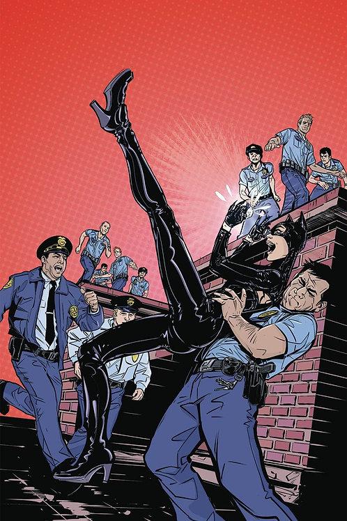 Catwoman 10 - Cover A Jones