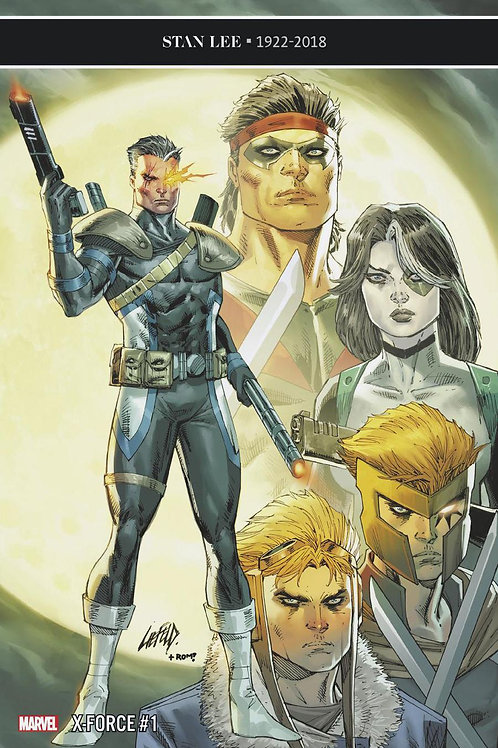 X-Force 01 - Cover F Liefeld