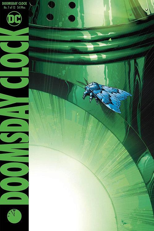 Doomsday Clock 07 - Cover A