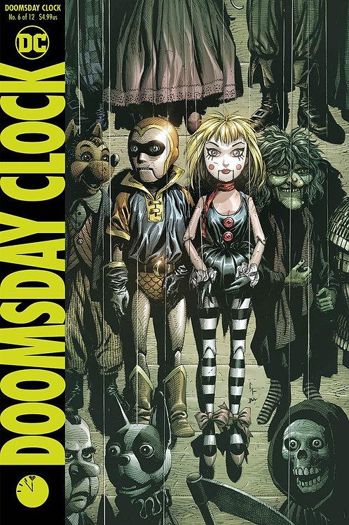 Doomsday Clock 06 - Cover A