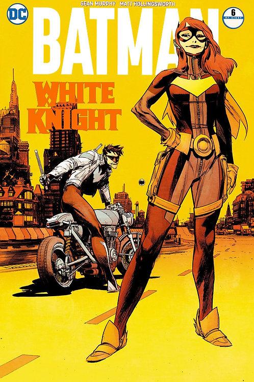 Batman White Knight 06 - Cover B