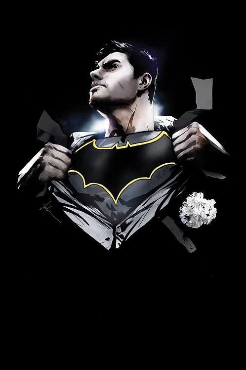 Batman 50 - Cover Variant Jock