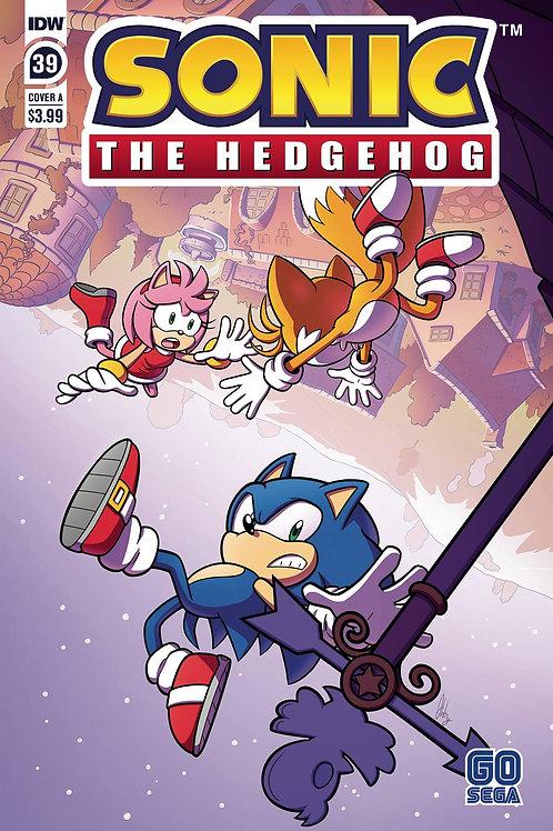 Sonic - The Hedgehog 39A Bulmer