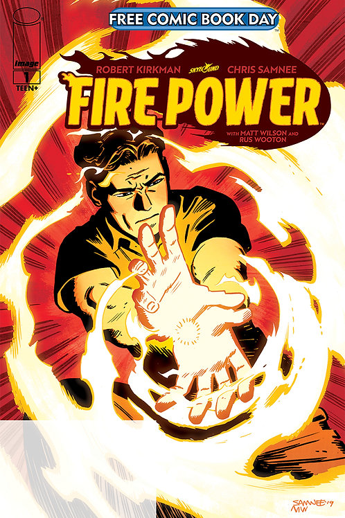 Fire Power 1 - FCBD 2020