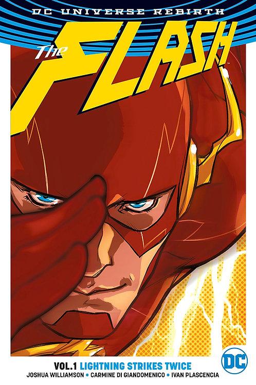 Flash: Lightning Strikes Twice - Vol 1