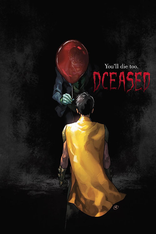 DECEASED 01 - Putri Cover