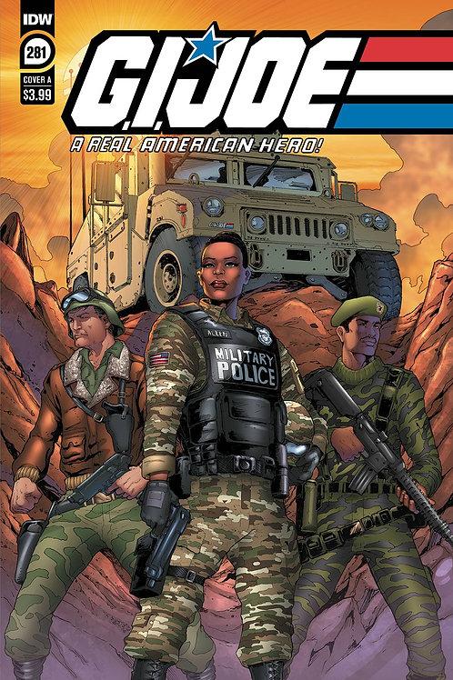 GI JOE - A Real American Heroe 281A