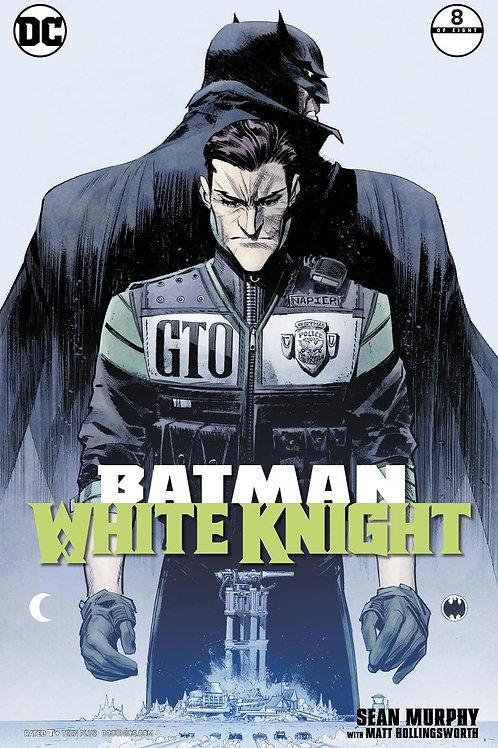 Batman White Knight 08 - Cover A