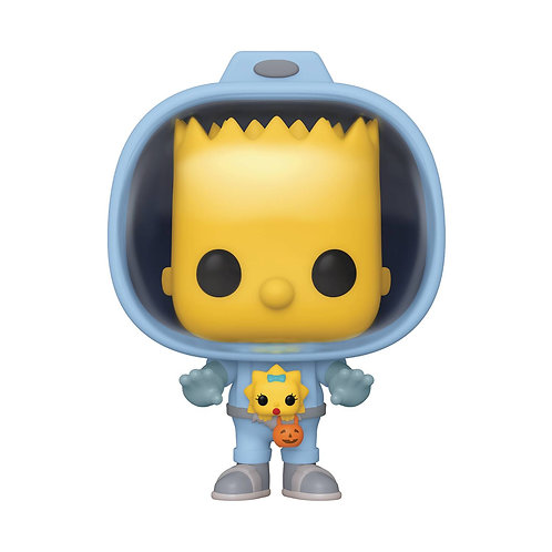 Pop Animation Simpsons Bart