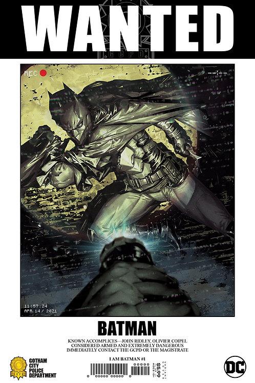 I AM BATMAN 01D - NGU 1:25