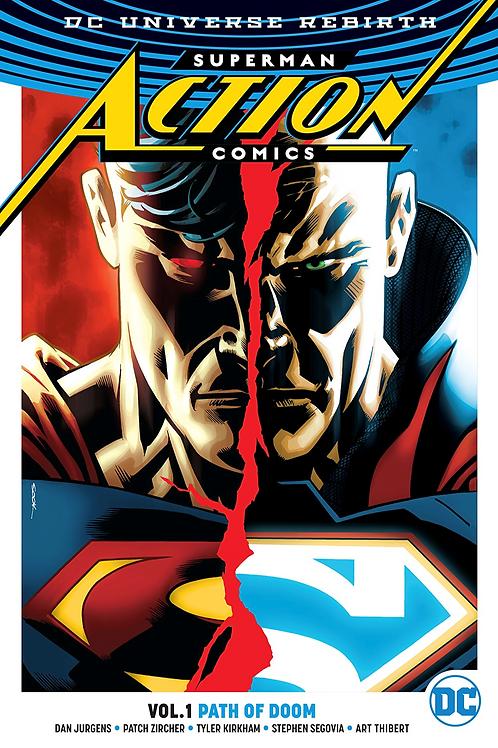 Action Comics: Path of Doom - Vol 1