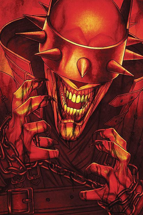 The Batman Who Laughs 06 -Cover B Frison