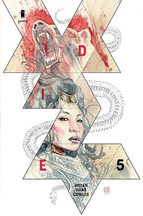 DIE 05 - Cover B Hans