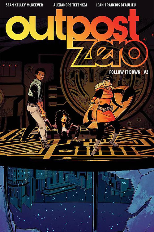 Outpost Zero Vol. 2 - TP