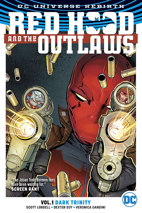 Red Hood and the Outlaws: Trinity War - Vol 1