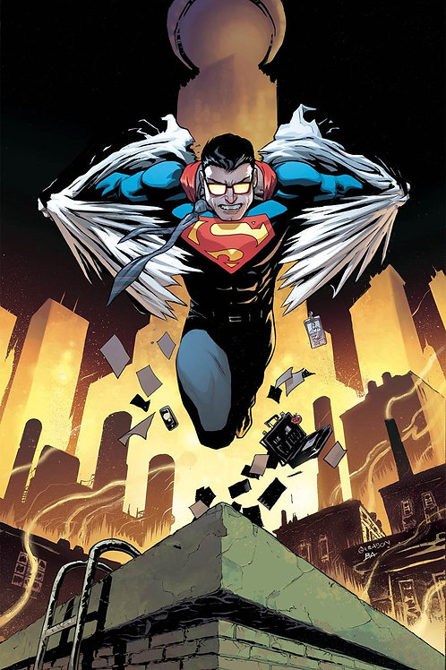 Action Comics #1001 Cover A - Patrick Gleason