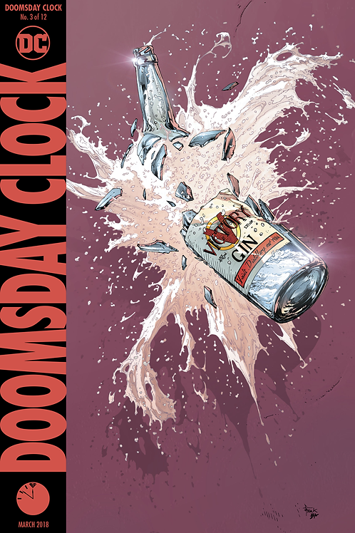Doomsday Clock 03 - Cover A