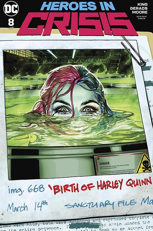 Heroes in Crisis 08 - Cover B Sook