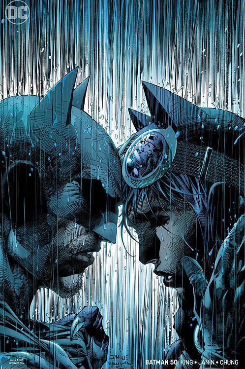 Batman 50 - Variant Cover Jim Lee