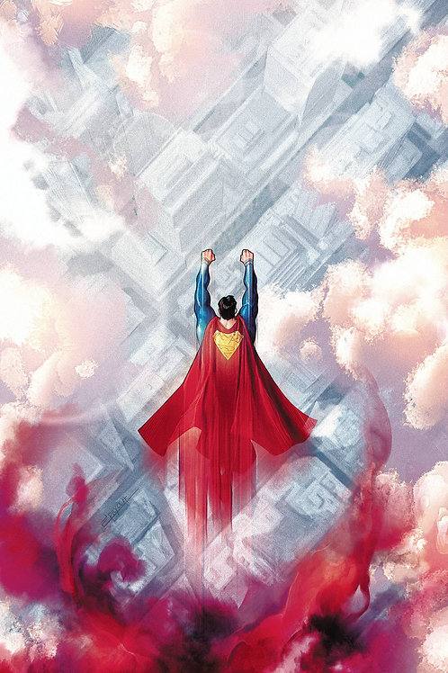Action Comics 1012 -Cover A Campbell