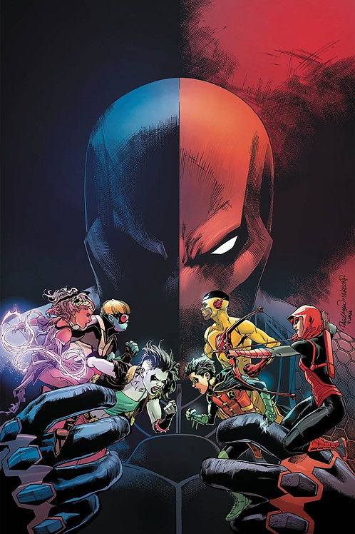 Teen Titans 29 - Cover A Pagulayan