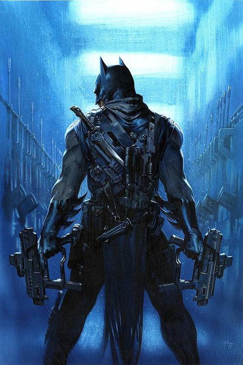 BWL The Grimm Knight 01 - Cover B Gabriele Dell'Otto