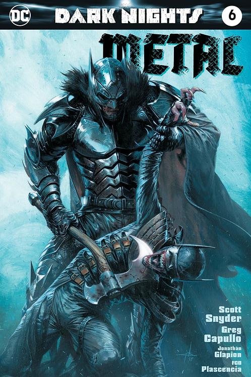 Dark Knights Metal 06 - Gabriele Dell'Otto Color Cover