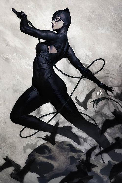 Catwoman 10 - Cover B Artgerm