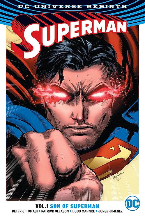 Superman: Son of Superman