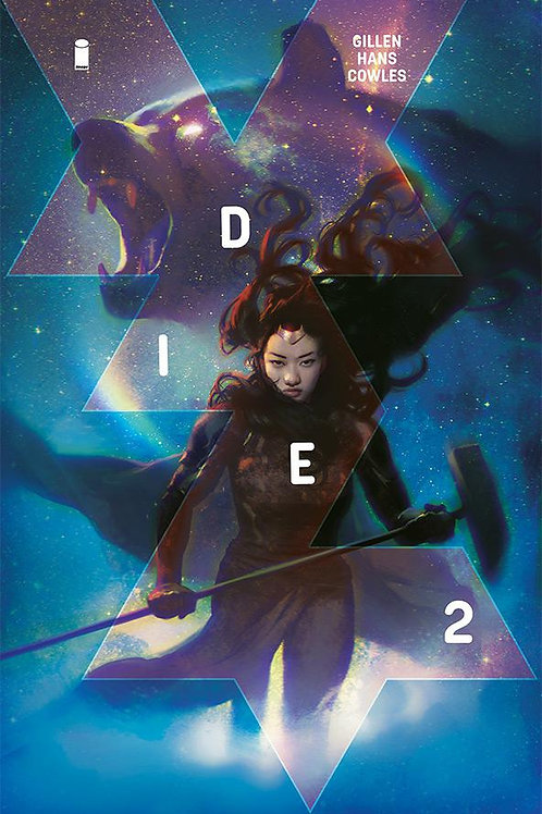 DIE 02 - Cover B Hans