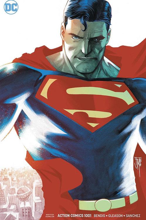 Action Comics 1001 - Cover B Francis Manapul