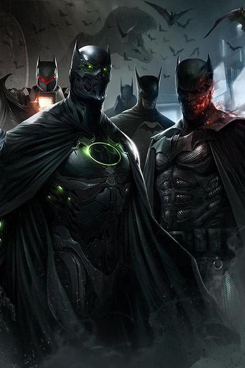 Detective Comics 1000 - Virgin Cover Mattina