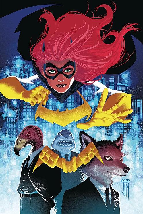 Batgirl 34 - Cover A Manapul