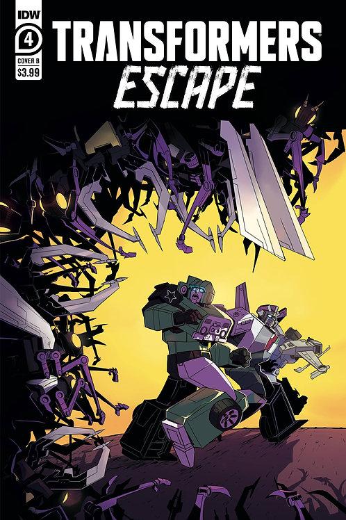 Transformers - Escape 04B Herzplatte