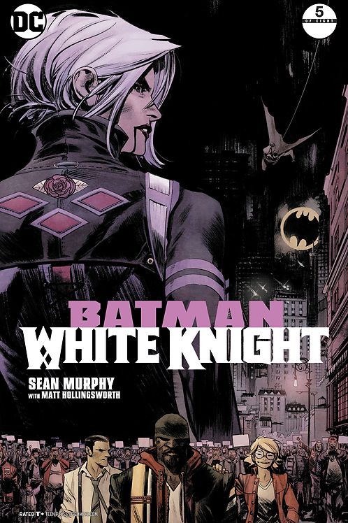Batman White Knight - Cover A