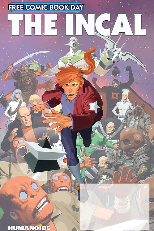 The Incal - FCBD 2020