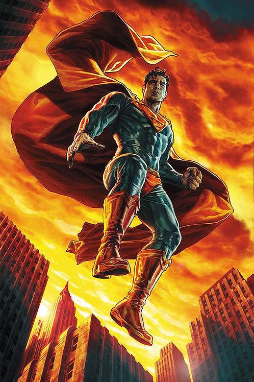 Action Comics 1000 - Cover I Lee Bermejo