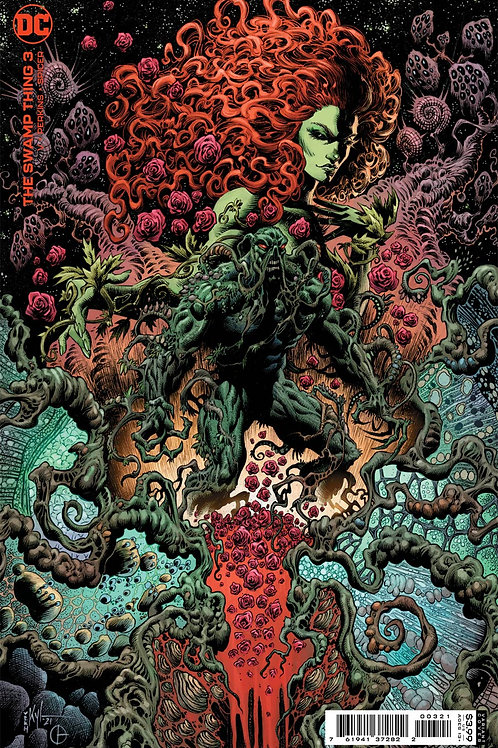 Swamp Thing 3B Kyle Hotz