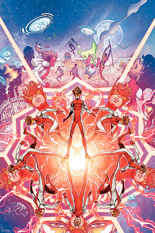 Young Justice 16 - Cover A Timms