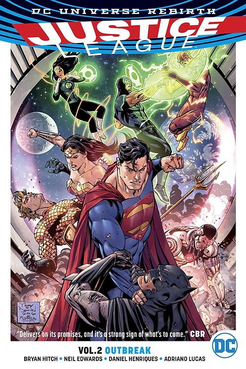 Justice League: Outbreak - Vol 2
