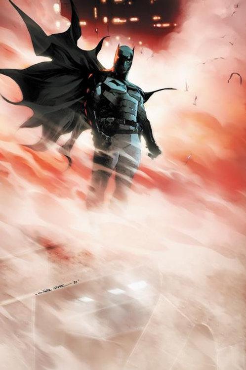I AM BATMAN 01A - COIPEL