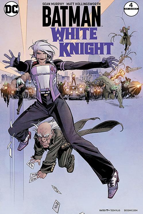 Batman White Knight 04 - Cover B