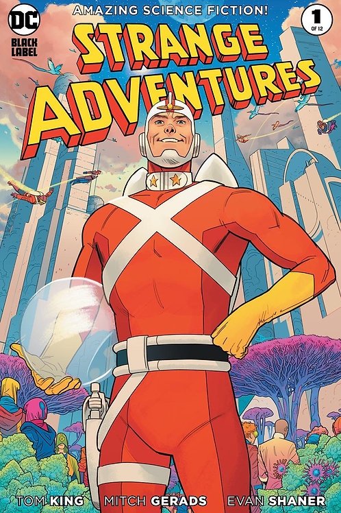 Strange Adventures 01 - Cover B Doc