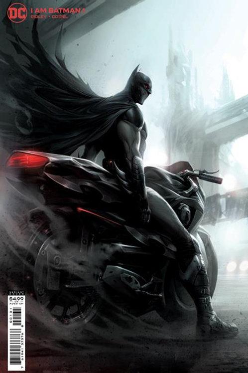 I AM BATMAN 01C - MATTINA