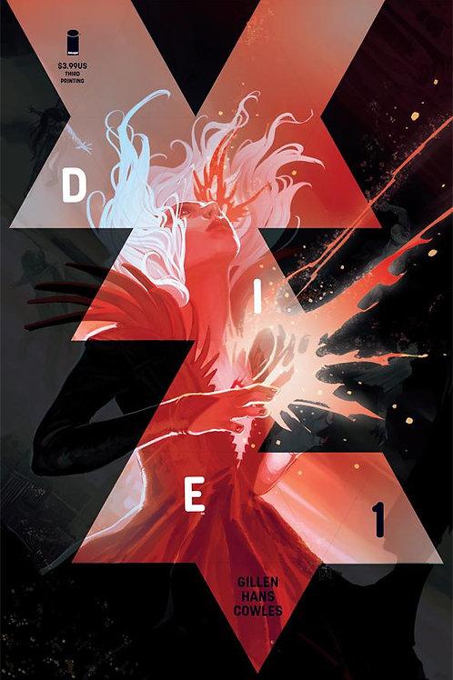 DIE 01 - Cover D Hans