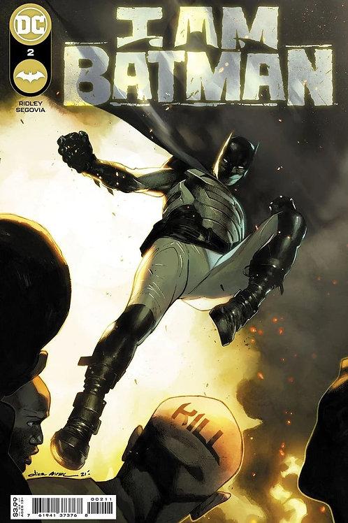 I AM BATMAN 02A - COIPEL