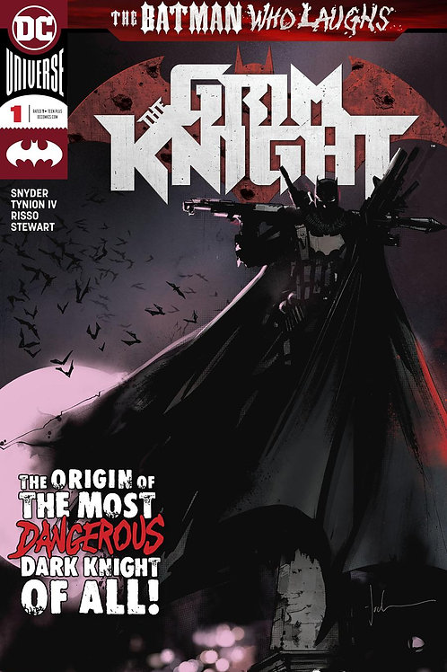 The Grim Knight 01 -Cover A Jock