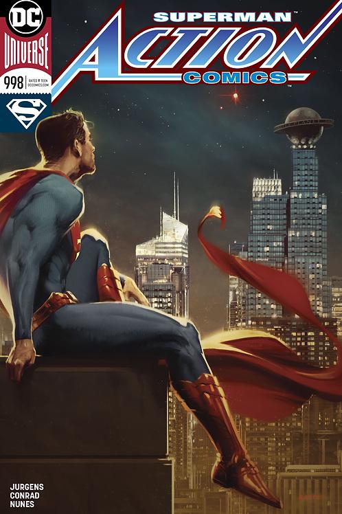Action Comics 998 - Cover B