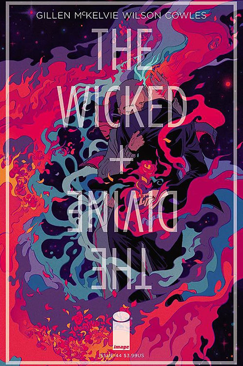 Wicked + The Divine 44 - Cover B Rios