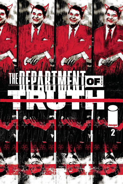 THE DEPARTMENT OF TRUTH - 02A